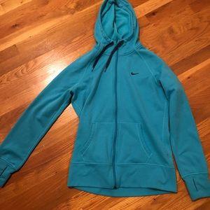 Jackets & Blazers - Nike zip up sweatshirt
